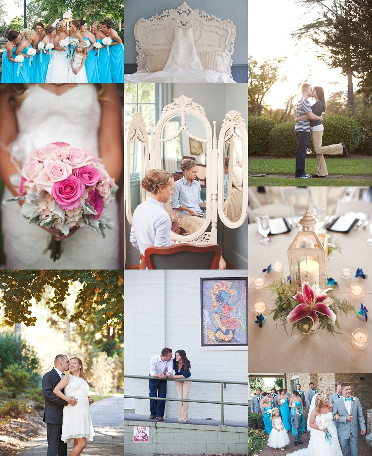 Boone, Blowing Rock, Hickory NC Wedding Photographer