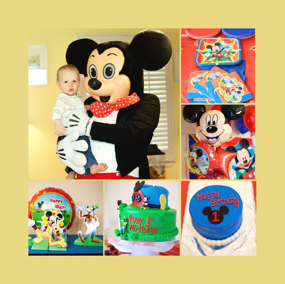 Toodles Mickey Mouse Clubhouse Face 52697 just feel free and have all ...