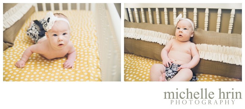 Hickory, NC lifestyle family and baby photographer, in home sessions