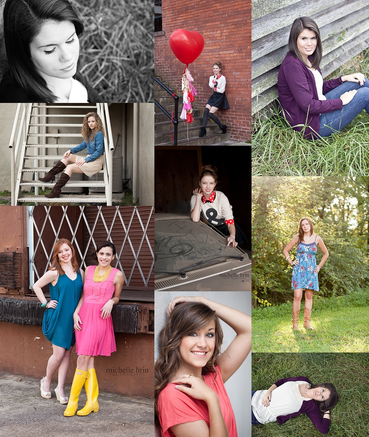 Hickory, Boone, Blowing Rock, Charlotte, NC Senior Photographer