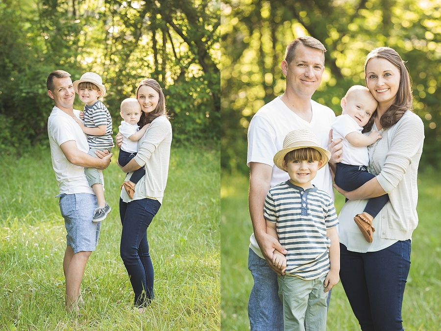 Hickory, Lenoir, Blowing Rock, NC Family Photographer