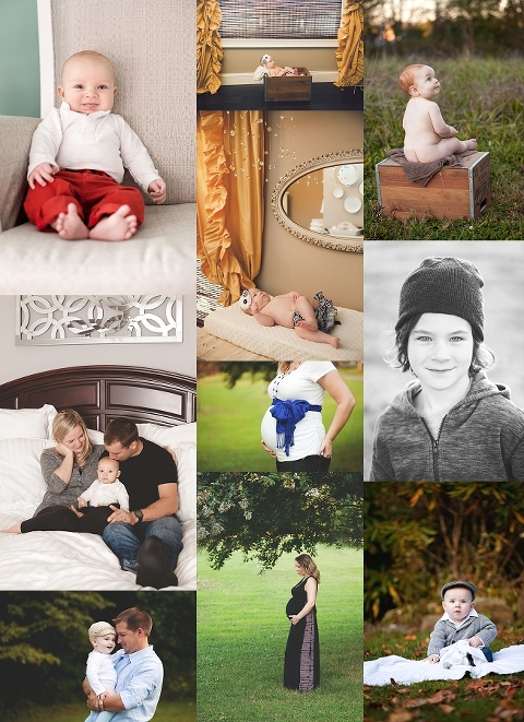 Blowing Rock, Boone, Hickory, NC Portrait Photographer